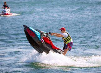 GPS pre vodné skútre – bezpečnosť aistota počas plavby