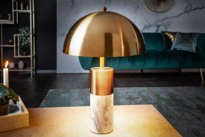 Dizajnová stolová lampa Amira- Estilofina