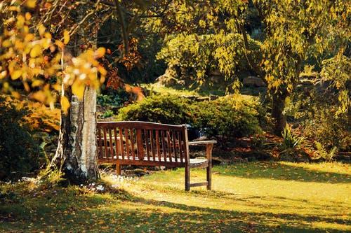 Vyberte si tie správne záhradné lavičky a vytvorte si vo svojej záhrade odpočinkový kútik